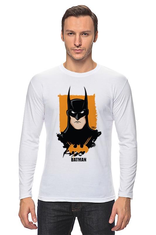 Лонгслив Printio Batman/бэтмен лонгслив printio batman