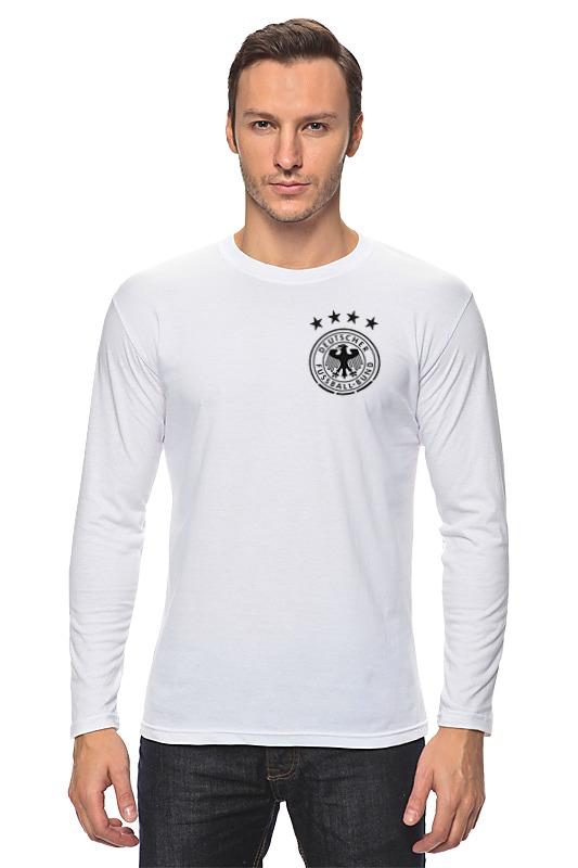 Лонгслив Printio Сборная германии по футболу 2016 лонгслив printio с пробегом по германии