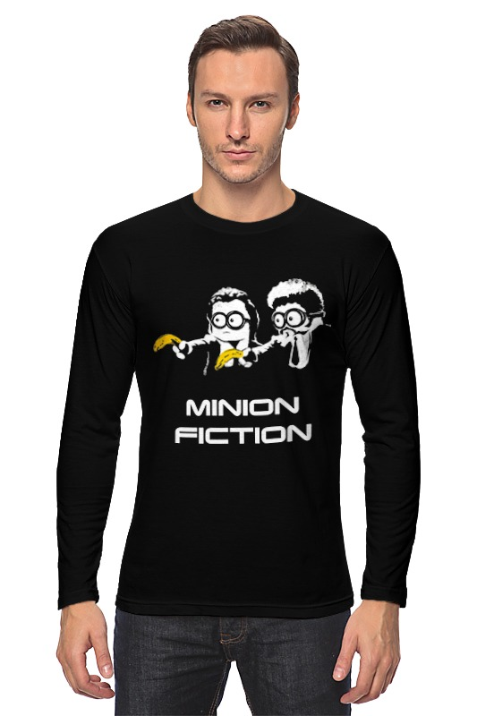 Лонгслив Printio Minion fiction 100pcs max485cpa max485 dip 8