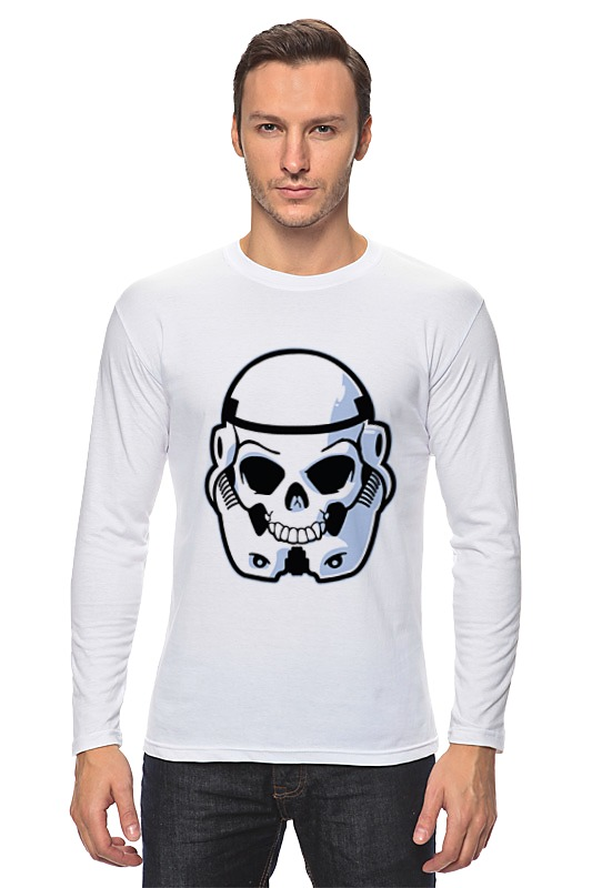 Лонгслив Printio Skull trooper бра lussole loft vi lsp 9120