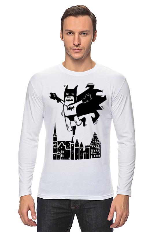 Лонгслив Printio Бэтмен (batman) лонгслив printio 62 2% в саратове