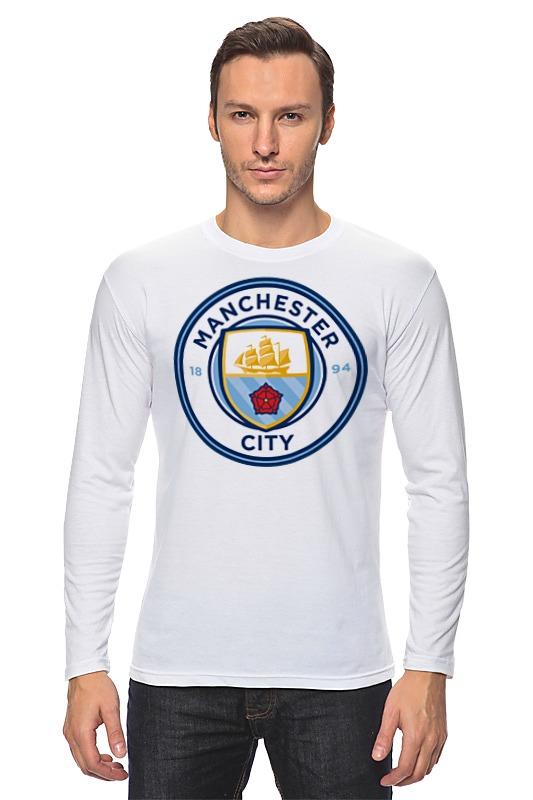 все цены на Лонгслив Printio Manchester city