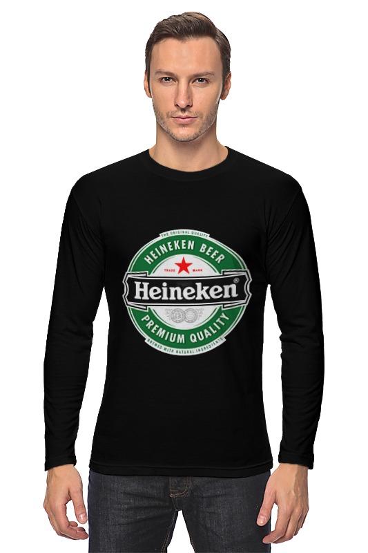 Лонгслив Printio Heineken новинка