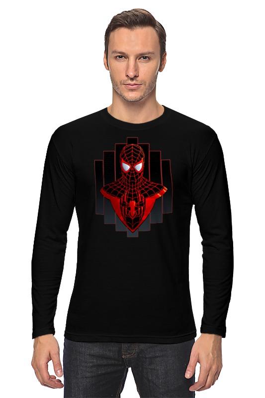 Лонгслив Printio Spider-man набор канцелярский spider man 2 пр