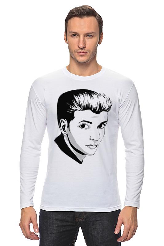 Лонгслив Printio Дейв гаан (depeche mode) футболка классическая printio дейв гаан depeche mode