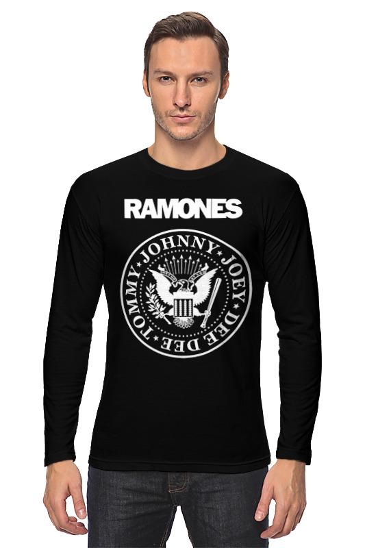 Лонгслив Printio Ramones свитшот print bar ramones