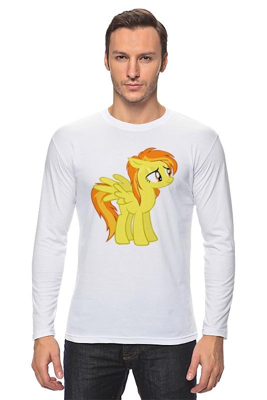 Лонгслив Printio Pony лонгслив printio pony friends