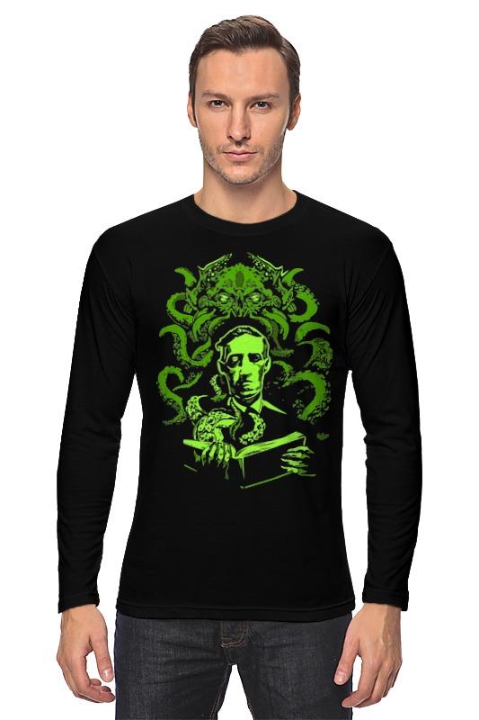 Лонгслив Printio Ктулху (cthulhu) футболка классическая printio cthulhu 2016