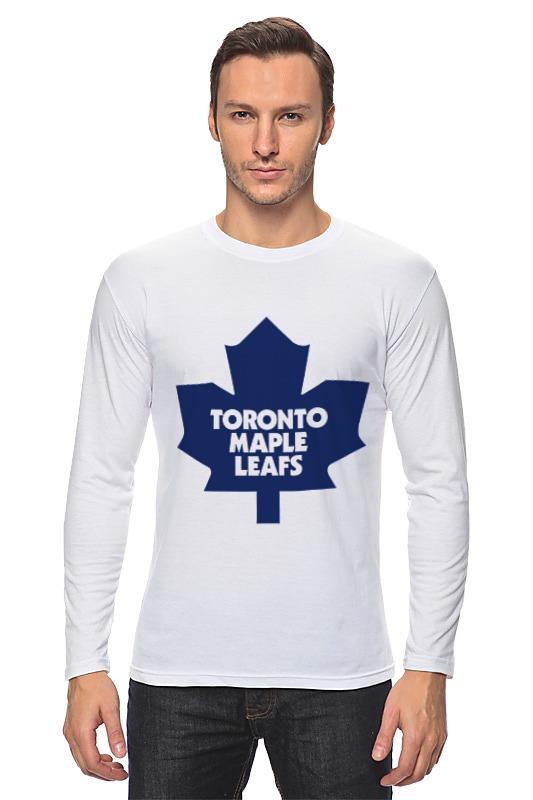 Лонгслив Printio Торонто футболка для беременных printio торонто мэйпл лифс