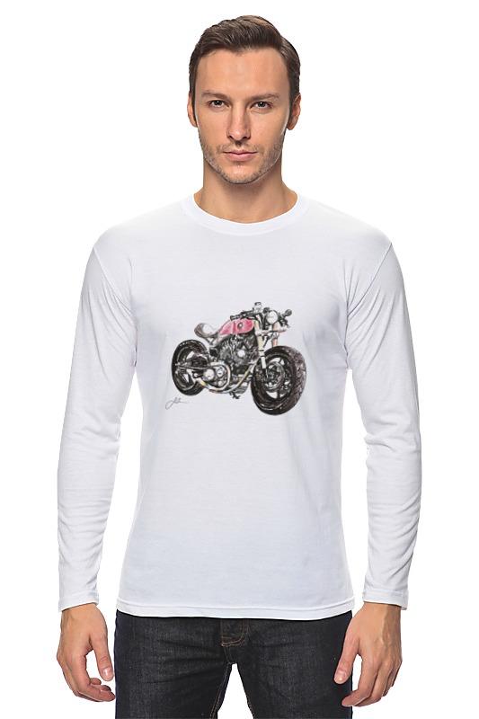цена Printio Мотоцикл онлайн в 2017 году