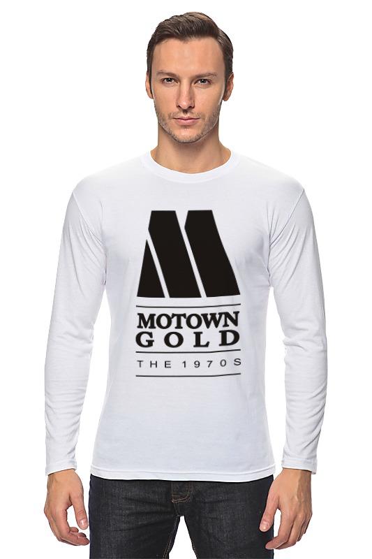Лонгслив Printio Motown