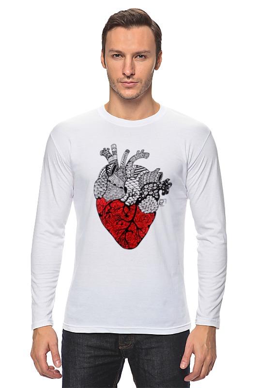Лонгслив Printio Be my valentine! цены онлайн