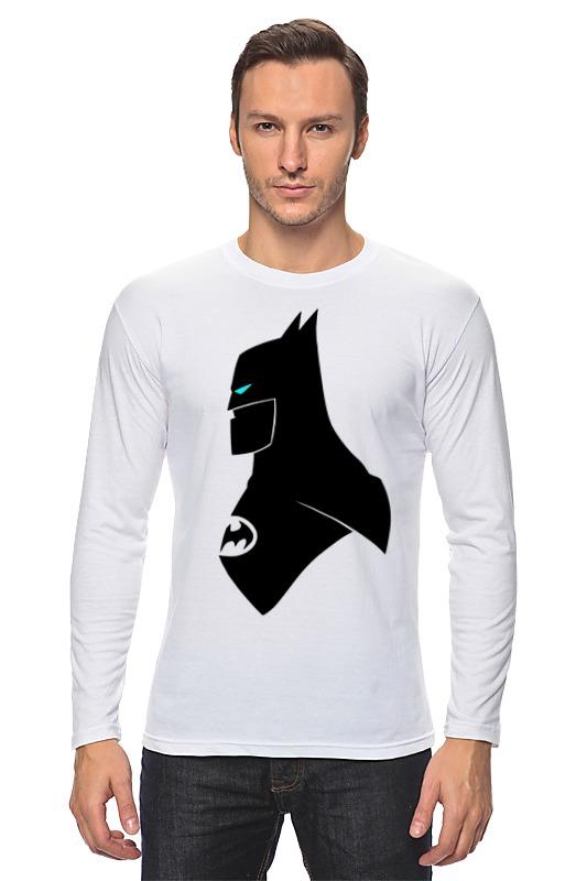 Лонгслив Printio Batman minimalism лонгслив printio batman x twitter