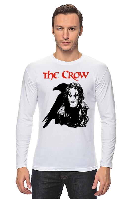 Лонгслив Printio The crow seiko snq147p1
