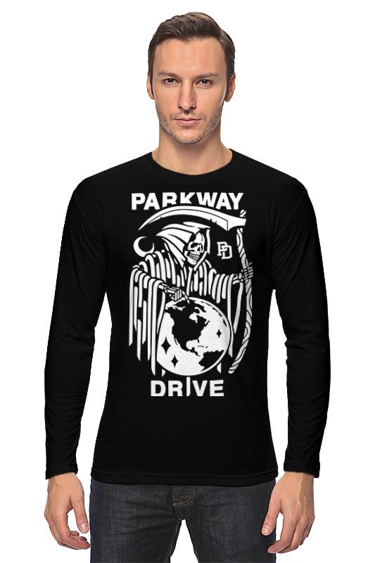 Лонгслив Printio Parkway drive
