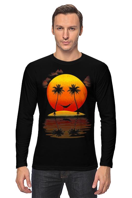 Лонгслив Printio Солнечная улыбка mария солнечная солнечные путешествия