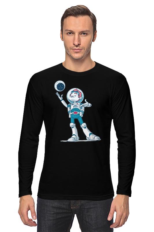 Лонгслив Printio Astroboy / астронавт телескоп ioptron astroboy оранжевый