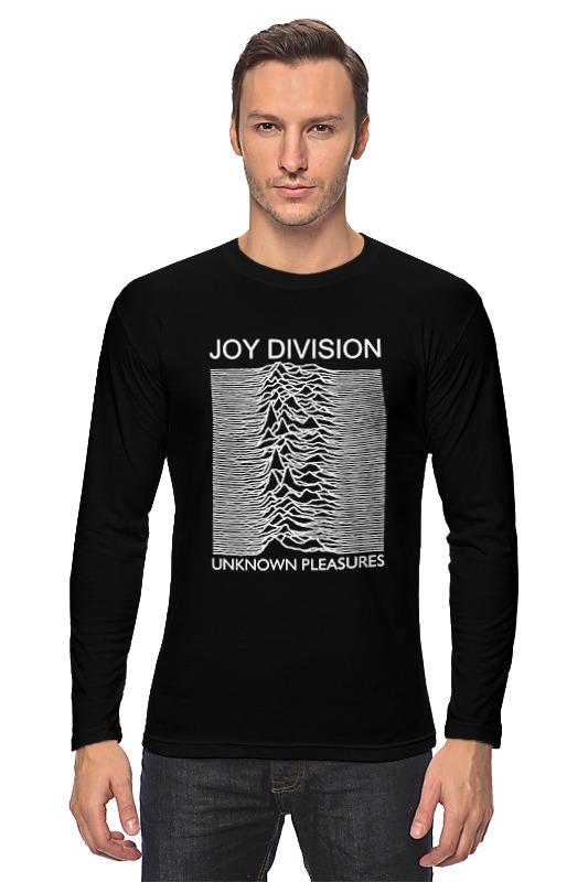 Лонгслив Printio Joy division юбка в складку printio joy division