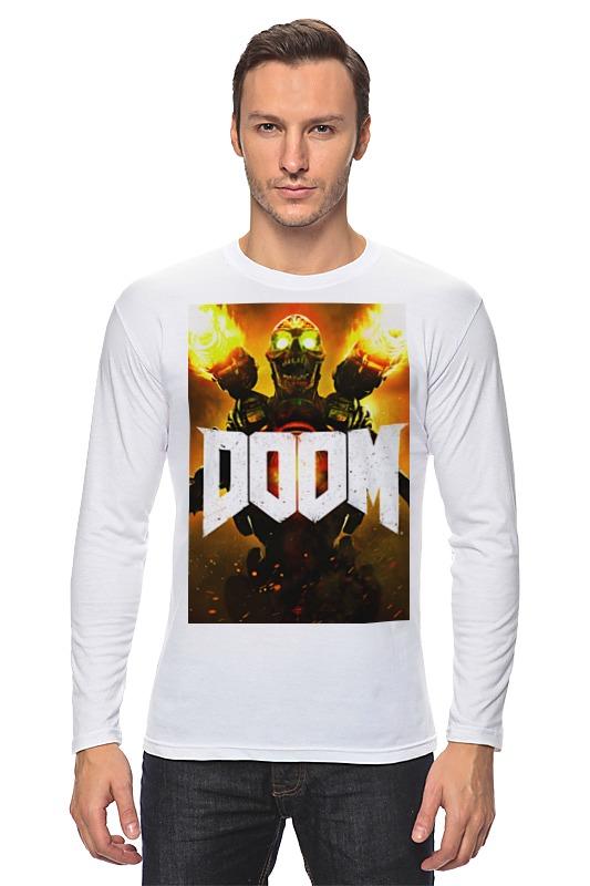 Лонгслив Printio Doom 4