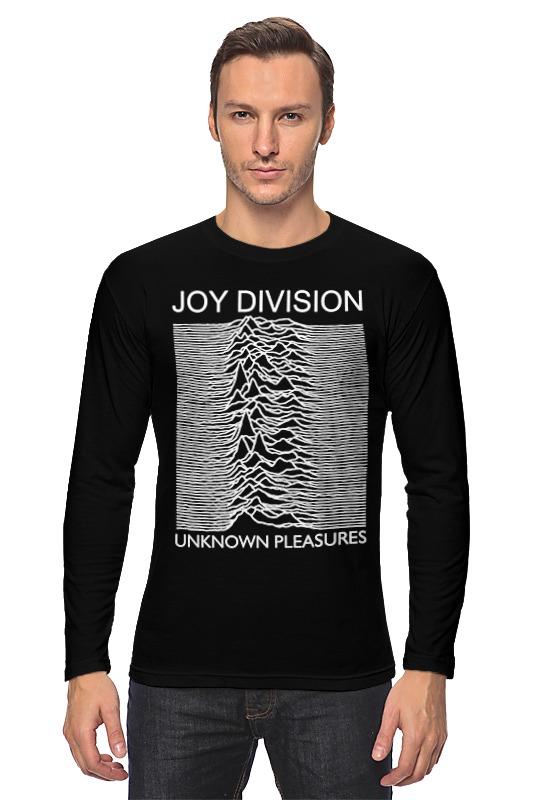 Лонгслив Printio Joy division joy division joy division closer 180 gr