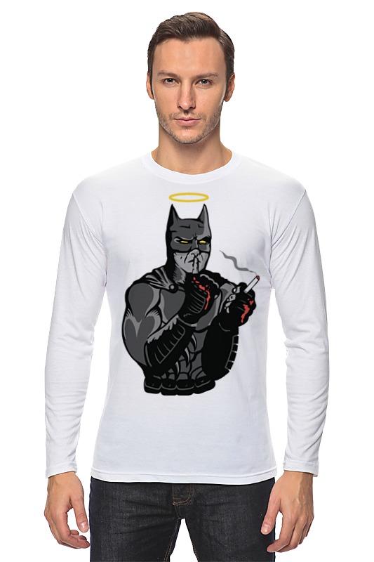 купить Лонгслив Printio Batman по цене 1012 рублей