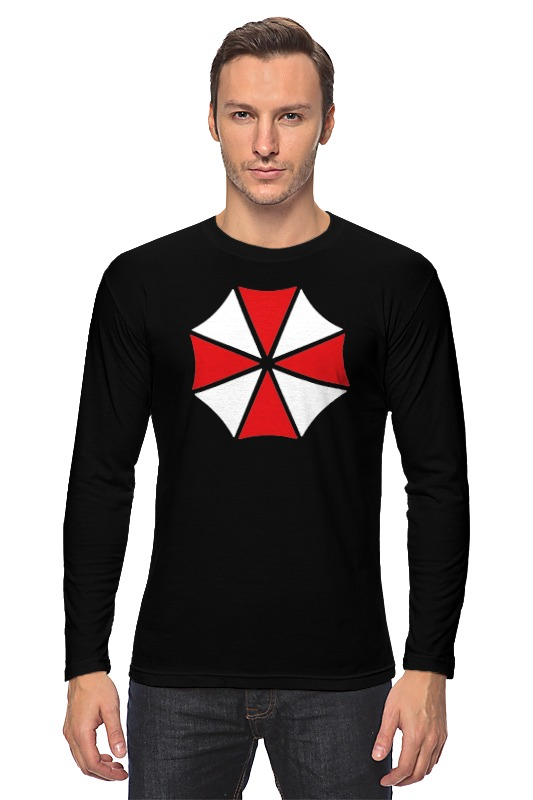 Лонгслив Printio Umbrella (resident evil) сумка printio resident evil umbrella corporation