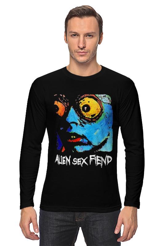 Лонгслив Printio Alien sex fiend / acid bath