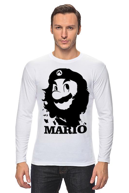 Лонгслив Printio Mario x che лонгслив printio x men