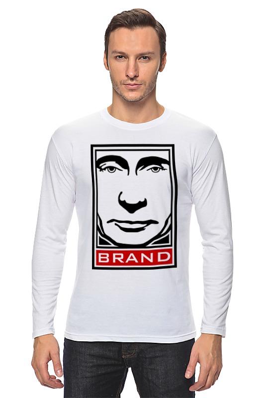 все цены на Лонгслив Printio Brand онлайн