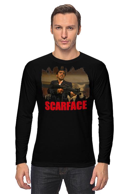 Лонгслив Printio Scarface