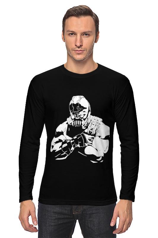цены Лонгслив Printio Bane - dark knight
