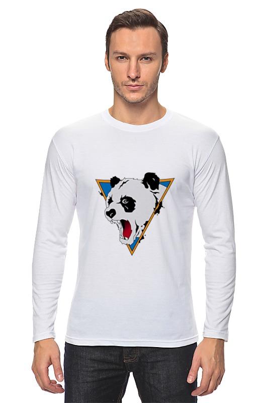 Лонгслив Printio Злая панда лонгслив printio злая зверушка
