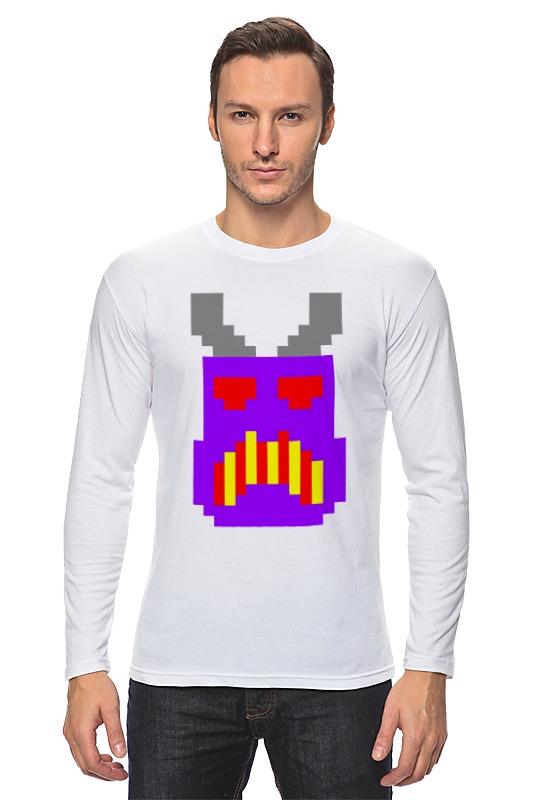 Лонгслив Printio Игрушечный бонни (майнкрафт) футболка wearcraft premium printio игрушечный бонни майнкрафт
