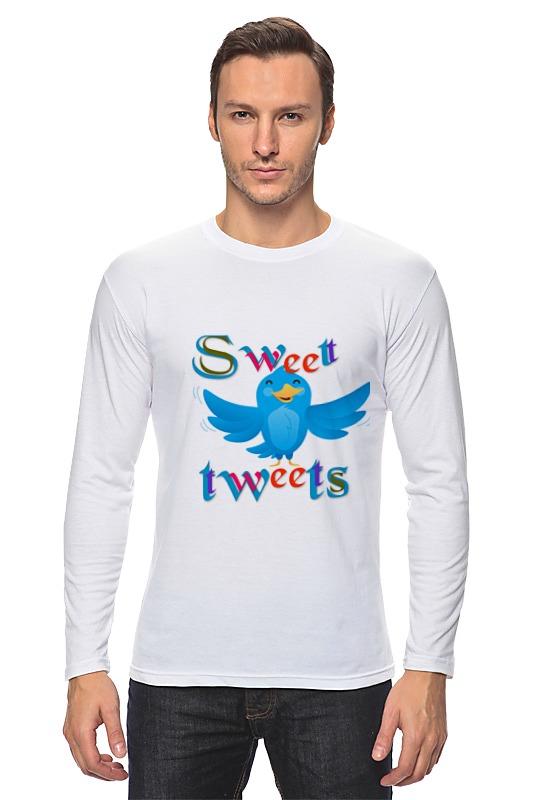 Printio Sweet tweets лонгслив printio sweet lust