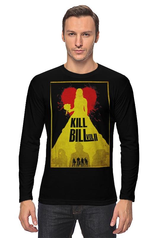 Лонгслив Printio Kill bill 2 лонгслив printio 62 2% в саратове