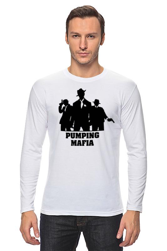 Лонгслив Printio Pumping mafia #1 футболка wearcraft premium printio pumping mafia 1