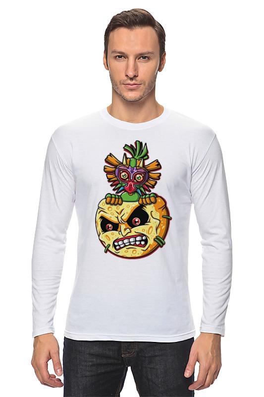 Лонгслив Printio Маска маджоры (зельда) футболка wearcraft premium printio маска маджоры зельда