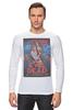 """Лонгслив """"Evil Dead / Зловещие мертвецы"""" - зомби, ужасы, evil dead, kinoart, зловещие мертвецы"""