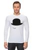 """Лонгслив """"Заводной апельсин (A Clockwork Orange)"""" - заводной апельсин, hat, шляпа, стэнли кубрик"""
