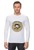 "Лонгслив ""Питтсбург Пингвинз "" - хоккей, nhl, нхл, питтсбург пингвинз, pittsburgh penguins"