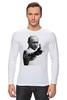 "Лонгслив ""One and Only "" - путин, putin, designministry, oneandonly, patriotic"