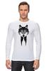 "Лонгслив ""Мистер Волк"" - животные, волк, wolf"