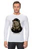 "Лонгслив ""made in USSR"" - bear, ссср, медведь, россия, russia, патриотические футболки, арт медведь, russian bear, made in ussr"