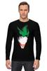 """Лонгслив """"Джокер"""" - joker, джокер, бэтмен, суперзлодей, dc comics"""
