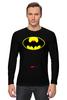 """Лонгслив """"Dead Batman"""" - batman, бэтман"""