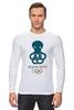 "Лонгслив ""Сочи 2014"" - олимпиада, сочи, sochi, olympics"