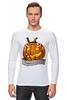 """Лонгслив """"Helloween"""" - хэллоуин, helloween"""