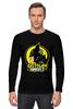 "Лонгслив ""Gotham Knight"" - комиксы, batman, кино, бэтмен, готэм"