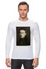 """Лонгслив """"Навальный Алексей"""" - россия, навальный, политика, блоггер, либерал"""