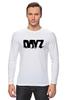 "Лонгслив ""DayZ T-shirt"" - игры, dayz, дейзи, dayz standalone"